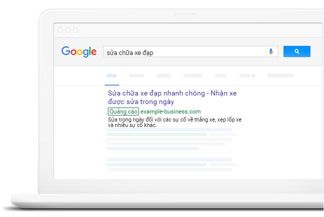 dịch vụ quảng cáo google 3