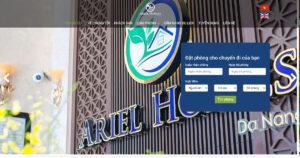 Thiết kế website Khách sạn, Du lịch