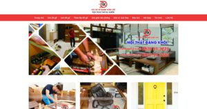 Thiết kế website Dịch vụ sửa chữa