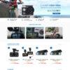 Thiết kế website Bán camera